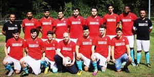 FC Hilal Spor 1. Saisonspiel (Sieg)